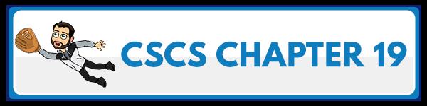 CSCS Chapter 20: Program Design and Technique for Aerobic Endurance Training 2