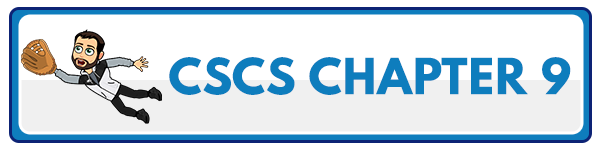 CSCS Chapter 10: Nutrition Strategies for Maximizing Performance 2