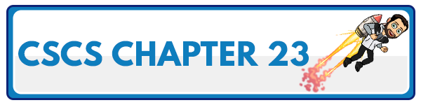 CSCS Chapter 22: Rehabilitation and Reconditioning 1