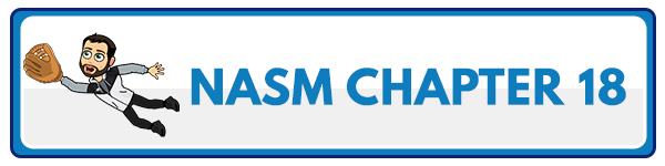 NASM 6th Edition chapter 19 - Lifestyle Modification and Behavioral Coaching 2