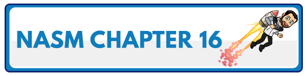 NASM 6th Edition chapter 15 - Introduction to Exercise Modalities 1
