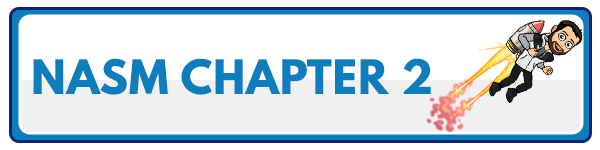 NASM6th edition chapter 1:The scientific rationale for integrated training 1