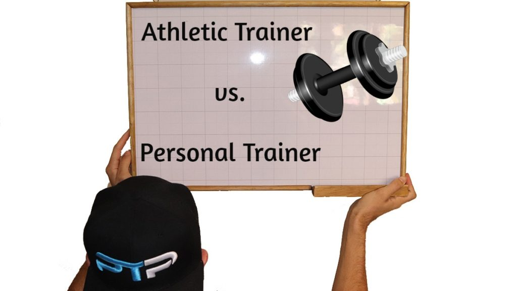 Athletic Trainer vs Personal Trainer? Let's get to comparing!