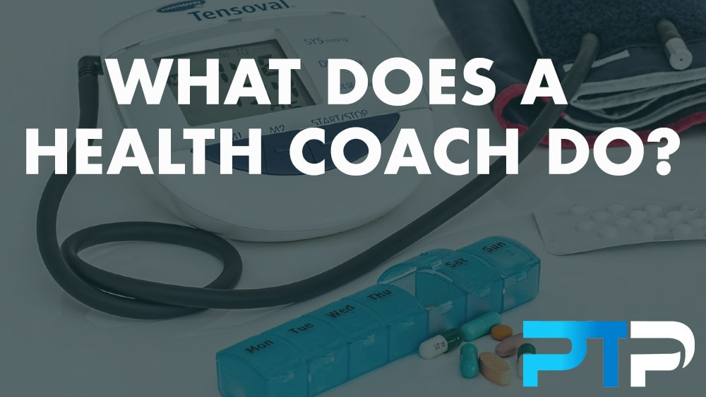 What does a health coach do?