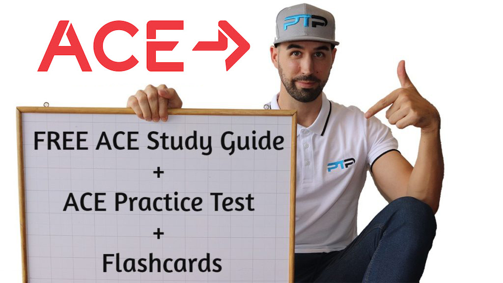 FREE ACE Study guide + ACE Practice test + Flashcards