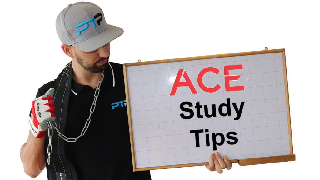 ACE CPT Study Tips