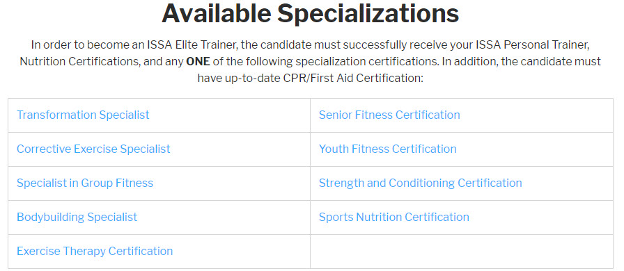 8 Best Nutrition Certifications For Fitness Professionals in [year] 4
