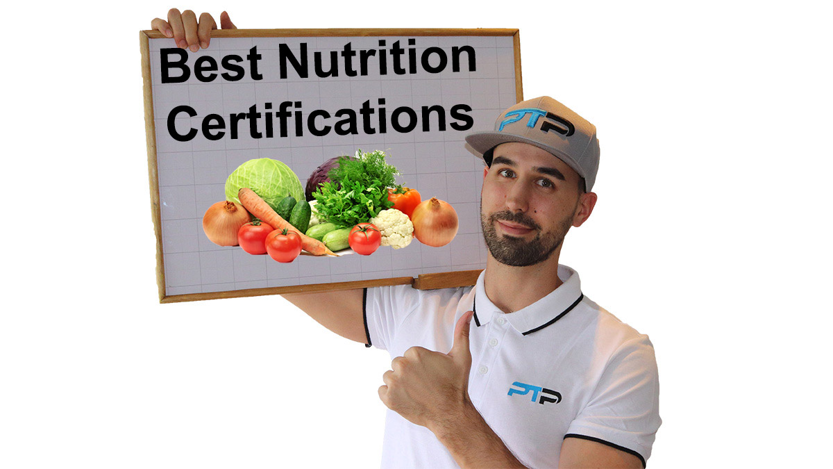 6 Best Nutrition Certifications + Online Nutrition Programs 2019
