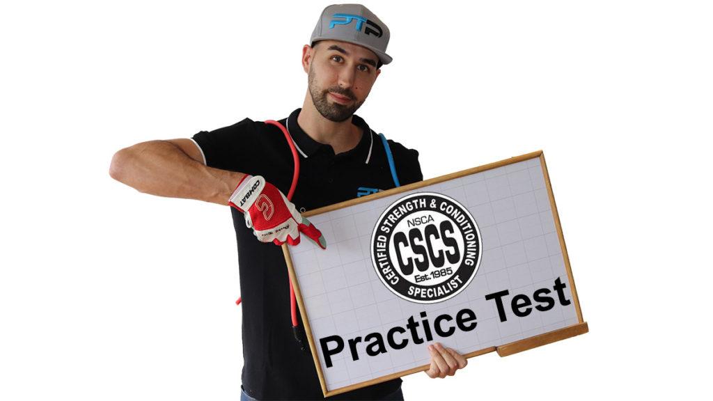 CSCS Practice exam