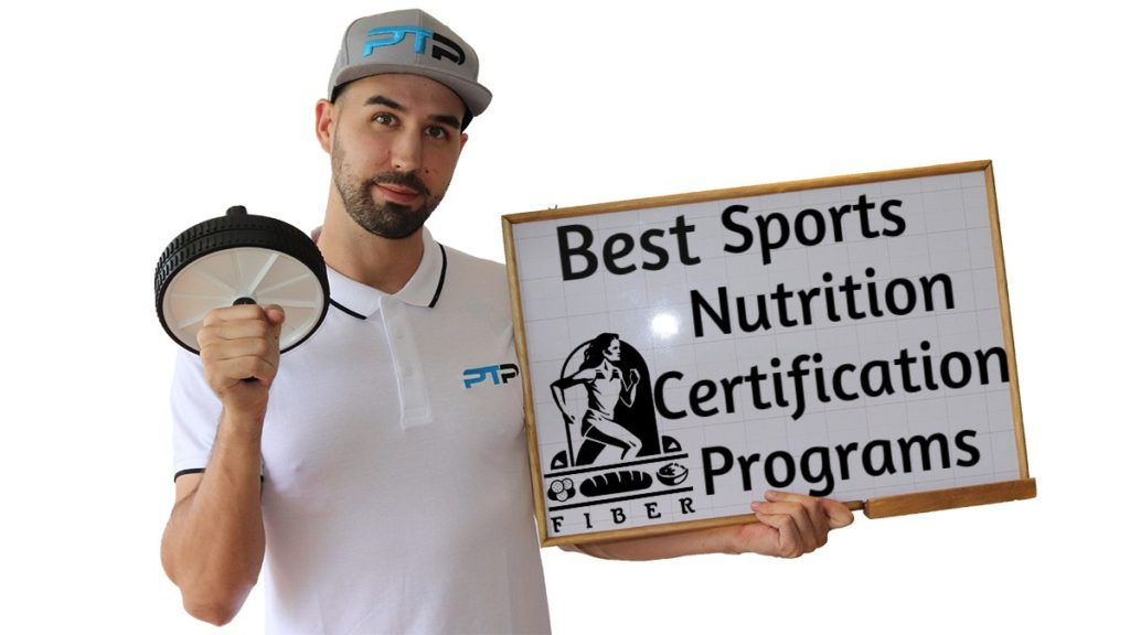 5 Best Sports Nutrition Certification Programs for the year 2019