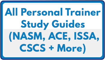 FREE NASM Practice Test + NASM Study Guide + Flashcards for 2019