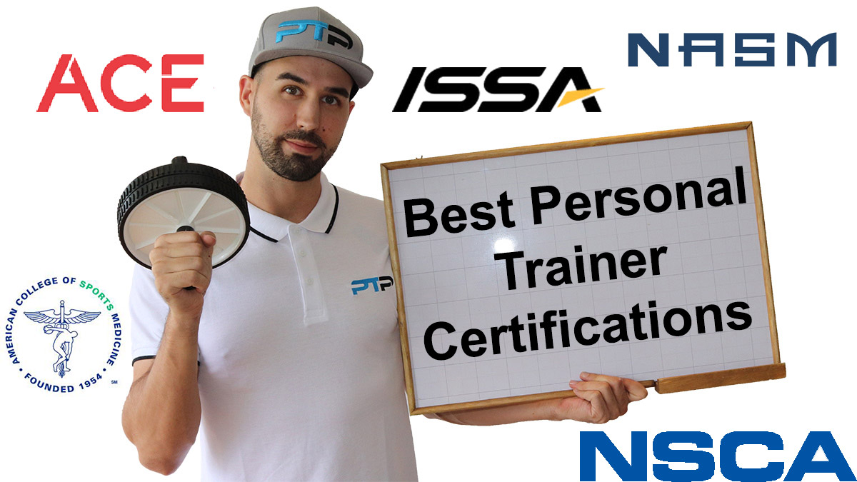 The Top 5 Best Personal Trainer Certification Programs in 2019