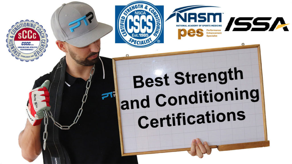 Best Strength and Conditioning Certifications