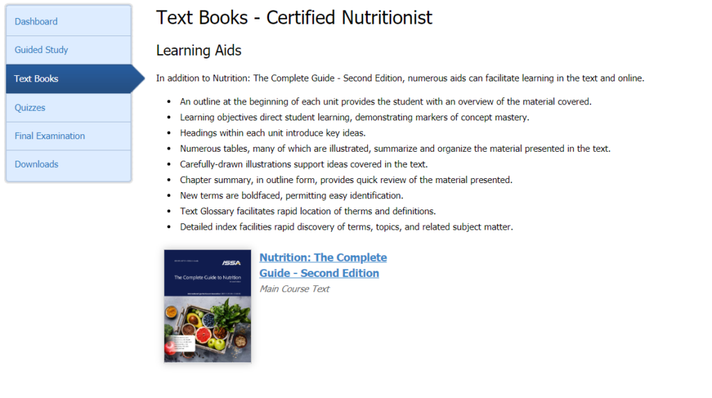 ISSA Nutritionist Certification Review [year] - Is it the Best? 56