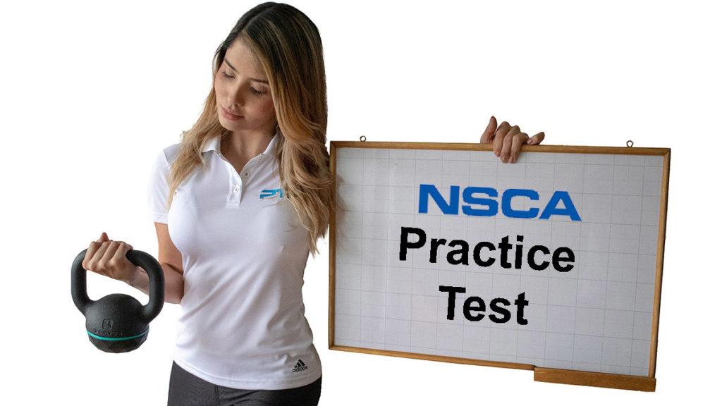 FREE NSCA practice test