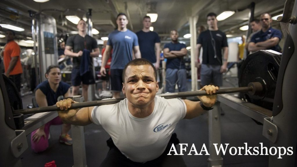 AFAA Workshops