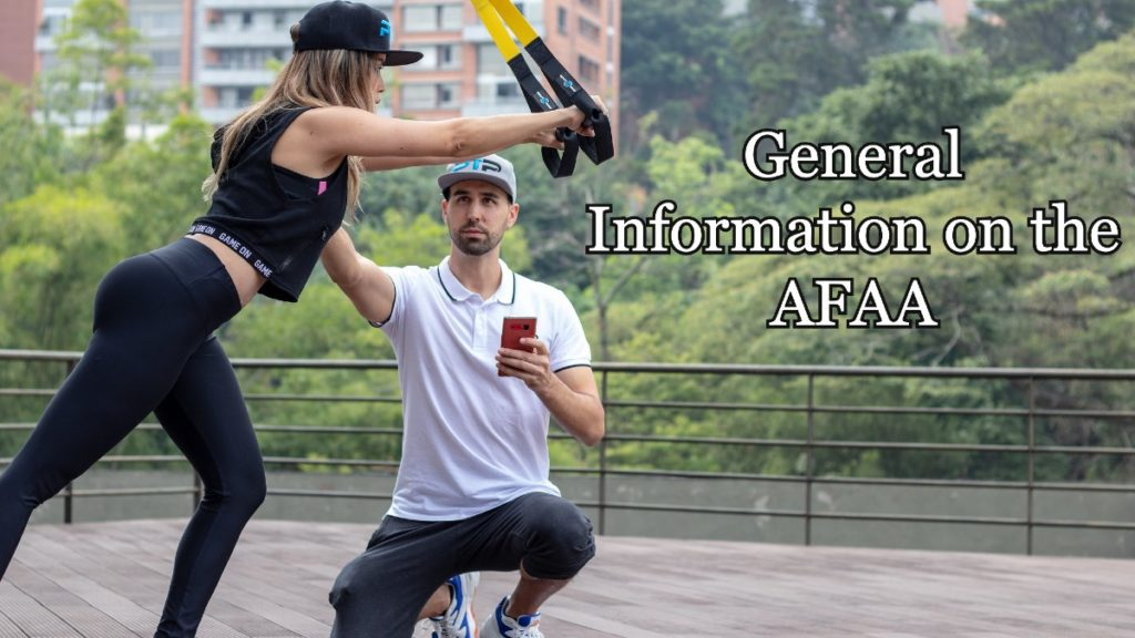 General Information on the AFAA