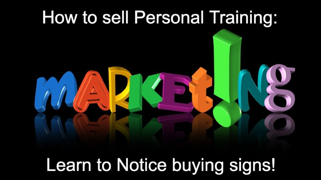 How to sell Personal Training (sales strategy step six): Get creative with pricing!