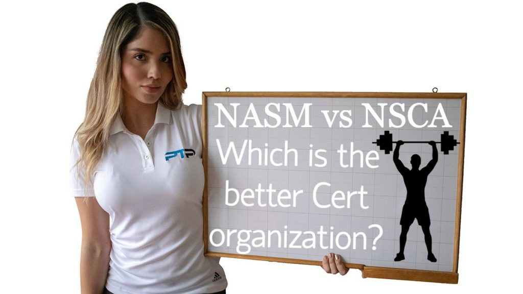 NASM vs NSCA - Which is the better Cert organization