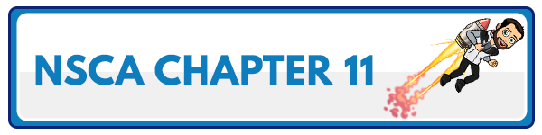 NSCA CPT Chapter 10 – Fitness Assessment Selection and Administration 1