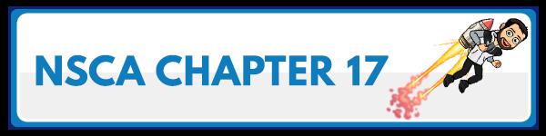 NSCA CPT Chapter 16 – Aerobic Endurance Training Program Design 1