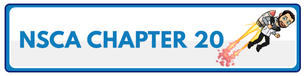 NSCA CPT Chapter 19 – Clients With Nutritional and Metabolic Concerns 1