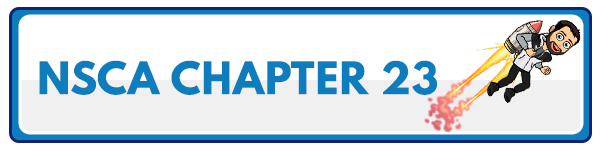 NSCA CPT Chapter 22 – Clients With Spinal Cord Injury, Multiple Sclerosis, Epilepsy, and Cerebral Palsy 1