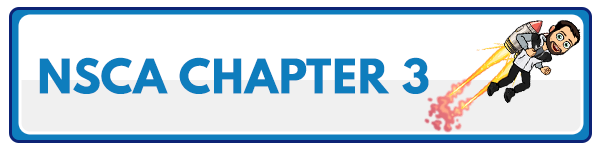 NSCA CPT Chapter 2 - Cardiorespiratory System and Gas Exchange 1