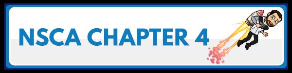 NSCA CPT Chapter 3 - Bioenergetics 1