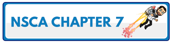 NSCA CPT Chapter 6 - Physiological Responses and Adaptations to Aerobic Endurance Training 1