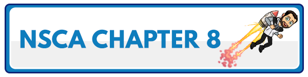 NSCA CPT Chapter 7 - Nutrition in the Personal Training Setting 1