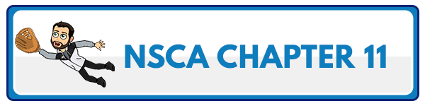 NSCA CPT Chapter 12 – Flexibility, Body Weight, and Stability Ball Exercises 2