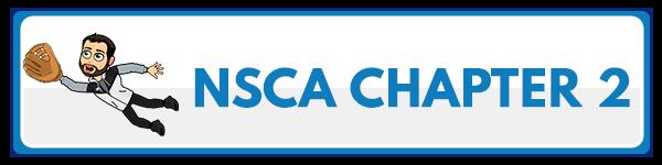 NSCA CPT Chapter 3 - Bioenergetics 2