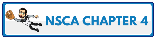 NSCA CPT Chapter 5 – Resistance Training Adaptations 2