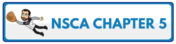 NSCA CPT Chapter 6 - Physiological Responses and Adaptations to Aerobic Endurance Training 2