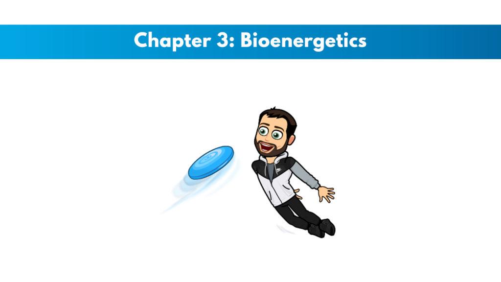 NSCA CPT Chapter 3 - Bioenergetics