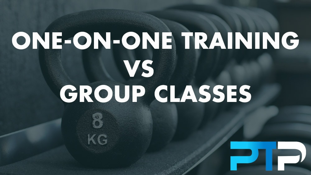 One-on-one Training Vs Group Classes