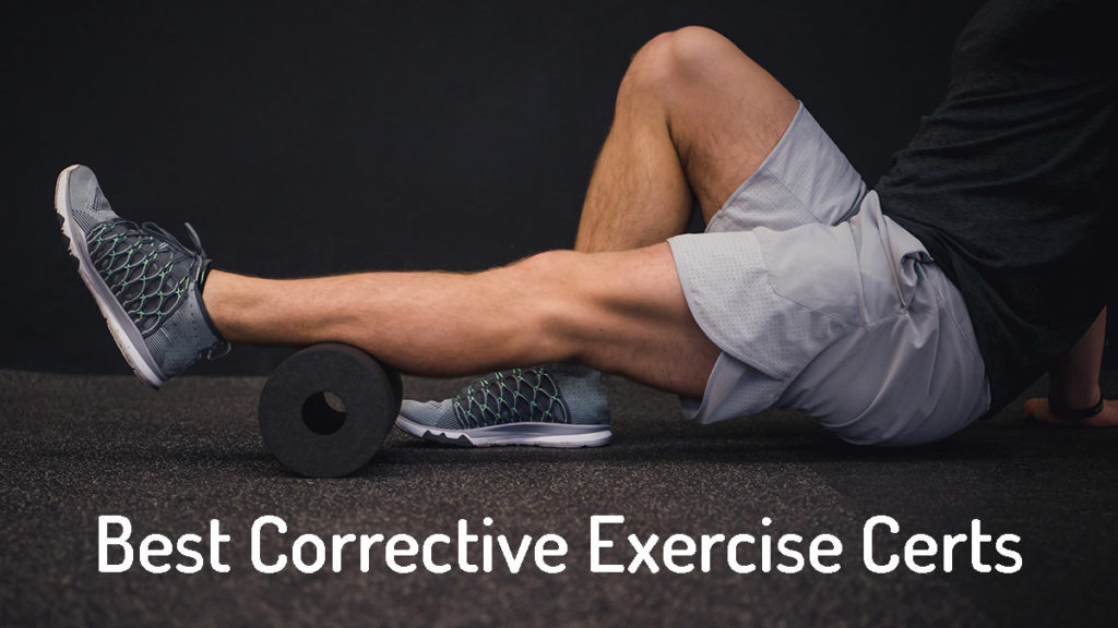 The 3 Best corrective exercise specialist certifications