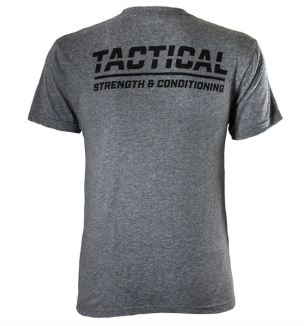 Tactical Strength and Conditioning coaches with NSCA
