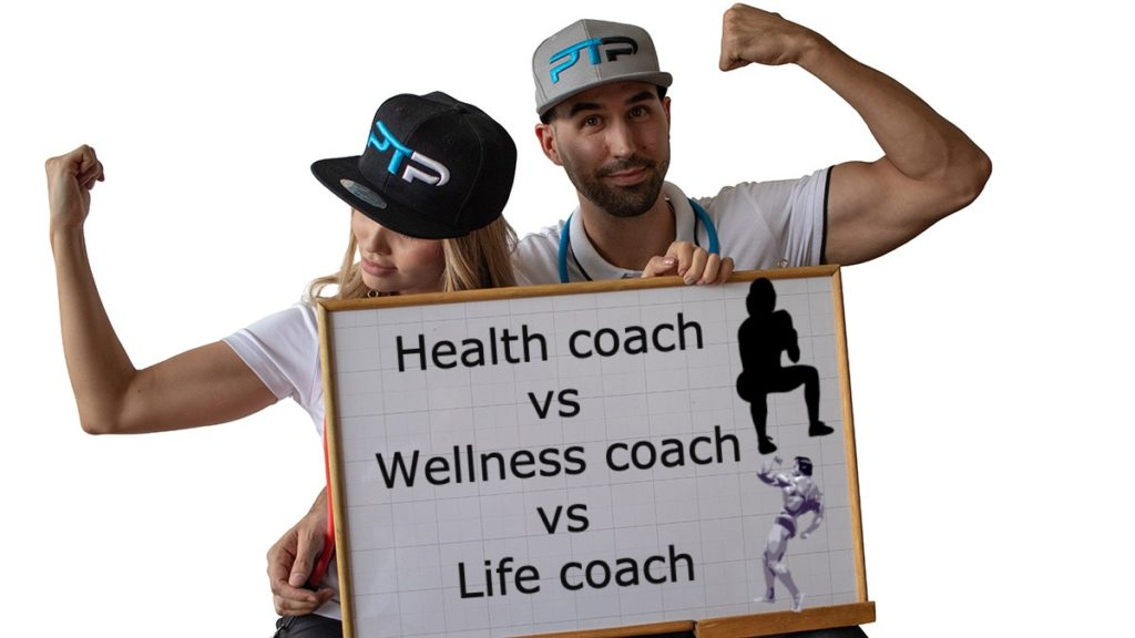 Health coach vs Wellness coach vs Life coach