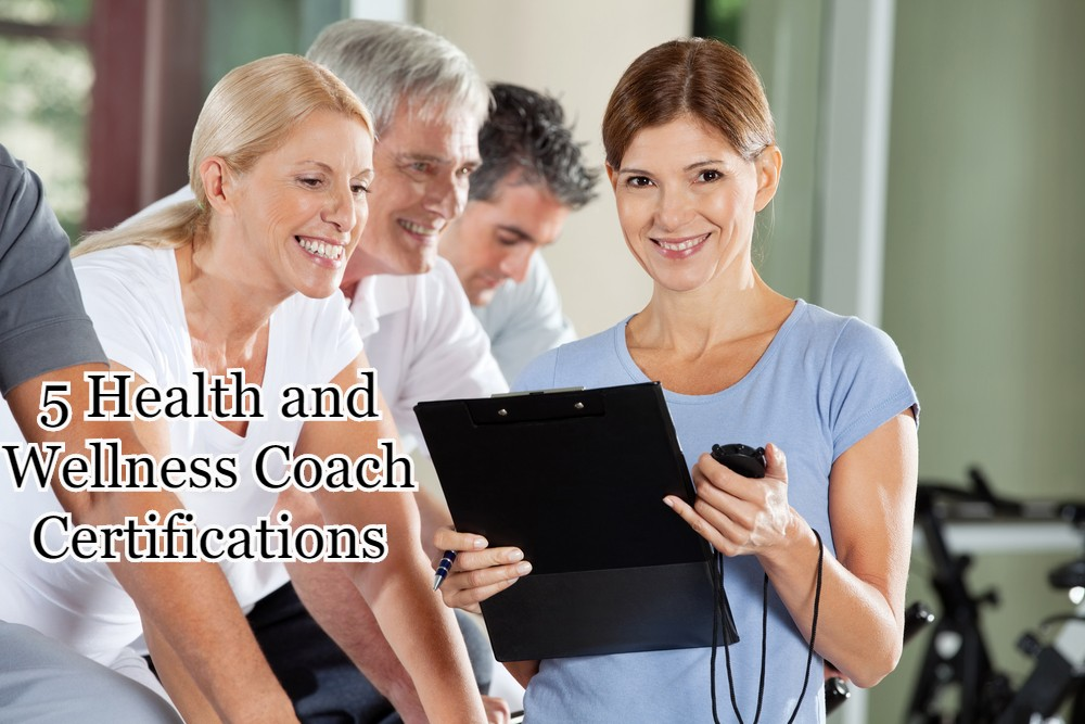 5 Health and Wellness Coach Certifications