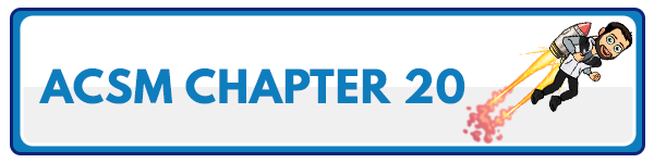 ACSM CPT Chapter 19: Advanced Program Options 1