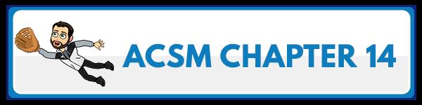ACSM CPT Chapter 15: Cardiorespiratory Training Programs 2