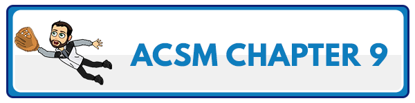 ACSM CPT Chapter 10: The Initial Client Consultation 56