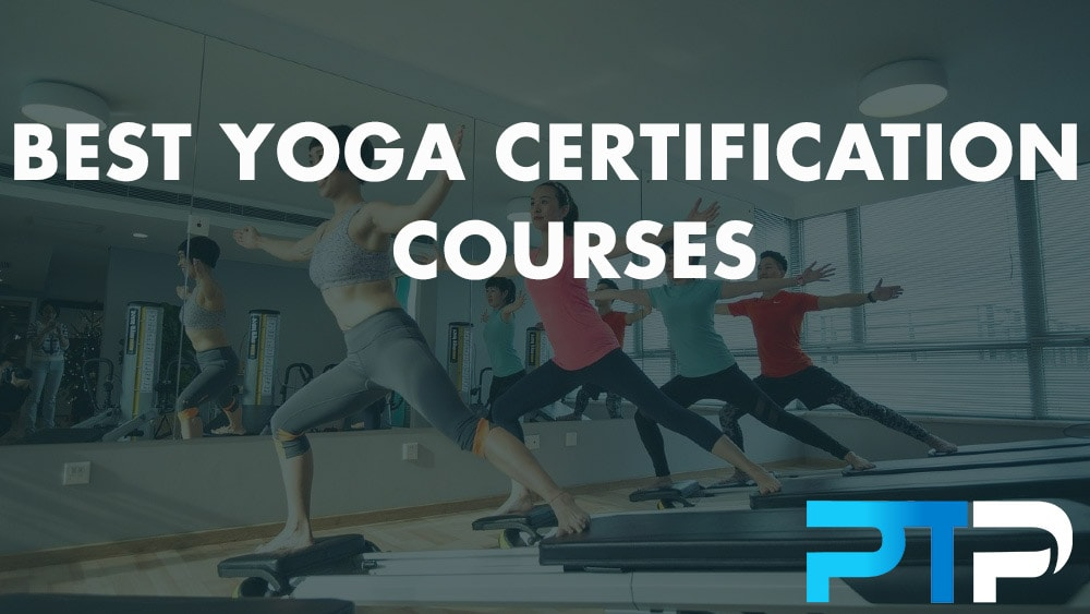 Best Yoga Certification/Training Courses