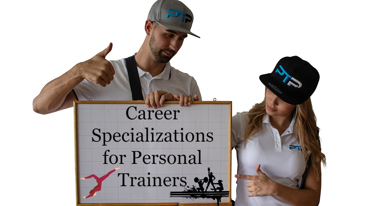 Career Specializations for Personal Trainers