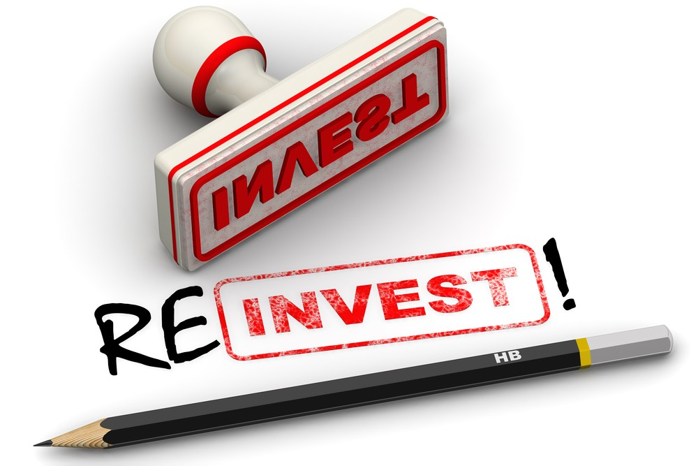 Is reinvestment taking place?