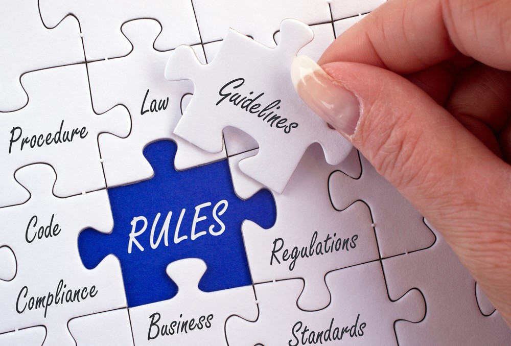 Draw up business rules