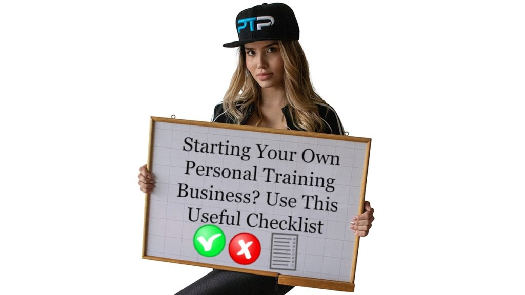 Starting Your Own Personal Training Business? Use This Useful Checklist