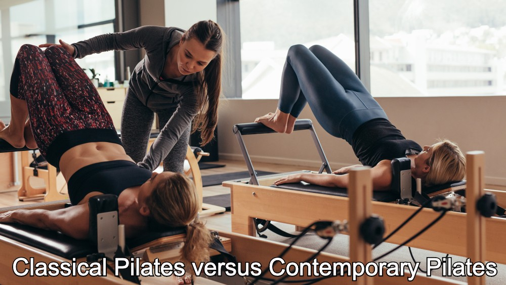 Classical Pilates versus Contemporary Pilates: What's the difference